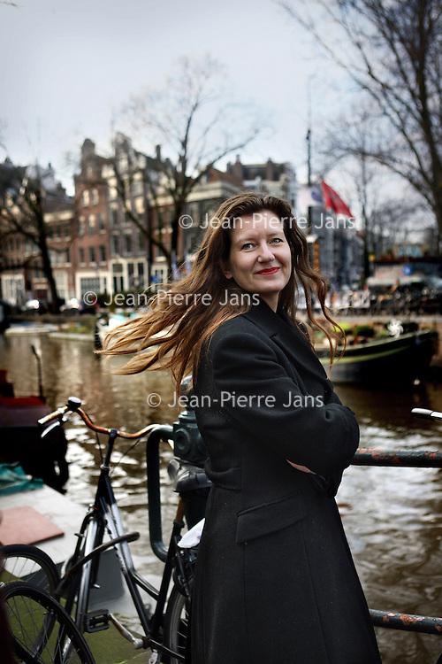 Nederland, Amsterdam , 13 februari 2015.<br /> Mr Anneke Wezel (1975) heeft vijftien jaar ervaring in de rechtspraktijk. Ze werkte als officier van justitie en als advocaat bij het gerenommeerde advocatenkantoor Loyens & Loeff. Medio 2014 heeft mr Wezel de overstap gemaakt naar Staals Advocaten.<br /> Foto:Jean-Pierre Jans