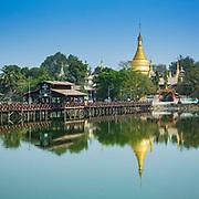 Side streets of Mandalay