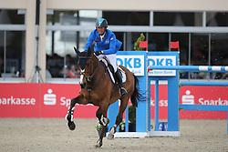 Sugitani Taizo, (JPN), Avenzio 3<br /> CSI4* Grand Prix DKB-Riders Tour<br /> Horses & Dreams meets Denmark - Hagen 2016<br /> © Hippo Foto - Stefan Lafrentz