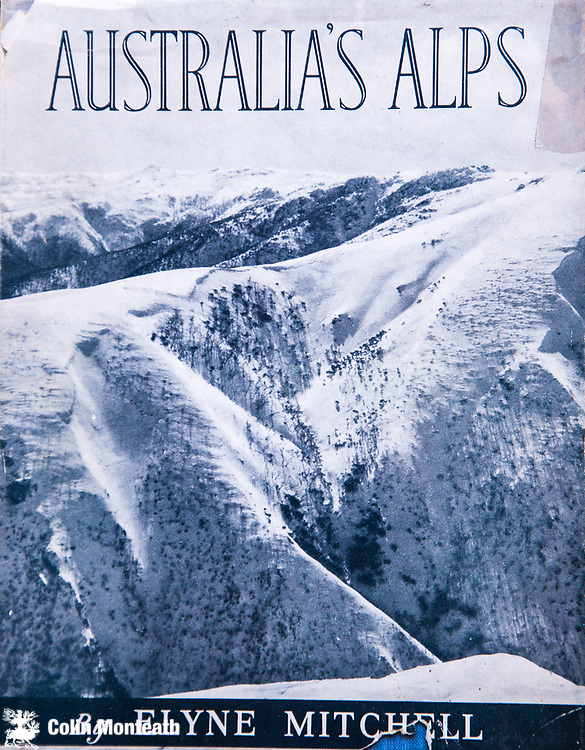 Australia's Alps - the Snowy Mountains by Elyne Mitchell, Angus and Roberston, Sydney, 1942.
