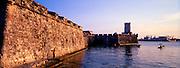 MEXICO, MAJOR CITIES Veracruz; San Juan de Ulua fortress built in the 15-17th C. by the Spanish to protect the entrance into Veracruz harbor