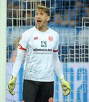 Torwart Rene Adler (Mainz)<br /> Gelsenkirchen, 20.10.2017, Fussball Bundesliga, FC Schalke 04 - 1. FSV Mainz 05 2:0