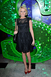 "Lydia Rose Bright Attends the Shrek ""Children in need"" Performance, Theatre Royal, Drury Lane, Covent Garden, London, UK, November 14, 2012. Photo by Chris Joseph / i-Images."