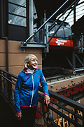 Constance (Connie) Kemmerer, Jackson Hole Mountain Resort Director of Special Projects and Board of Directors member.