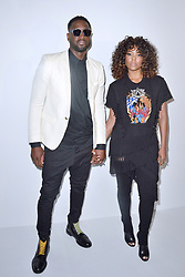 Dwayne Wade and Gabrielle Union attending the Balmain show during the Paris Men's fashion Week Spring Summer 2018, in Paris, France on june 24, 2017. Photo by Aurore Marechal/ABACAPRESS.COM