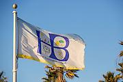 City of Huntington Beach Flag