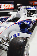 Petronas Formula 1 Racing Car - Melbourne International Motor Show 2007 <br />