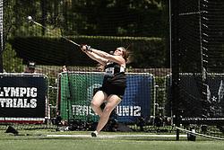 Olympic Trials - Hammer Throw, women Bingson
