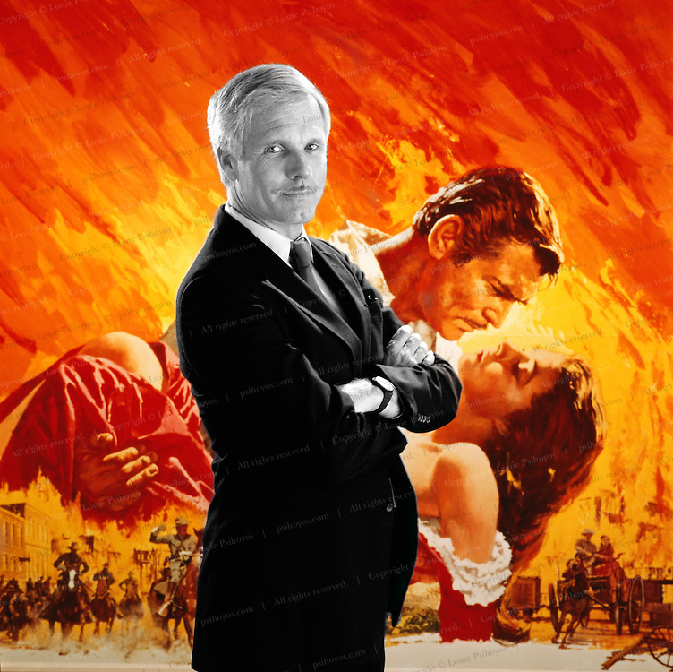 Ted Turner was notorious for colorizing old movies he inherited when he bought MGM studios.