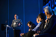 The Linux Foundation hosts its Open Source Leadership Summit at Resort at Squaw Creek in Olympic Valley, California, on February 15, 2017. (Stan Olszewski/SOSKIphoto)