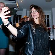 NLD/Amsterdam/20130322- Photocall Kelly Osbourne, Barbara Klaver