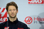 September 29, 2015: Romain Grosjean, Haas Formula 1 team.