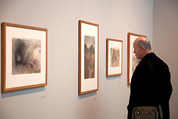 "© London News Pictures. 27/01/2012. Margate, Kent. Photocall for ""Turner and the Elements"" showing at the Turner Contemporary in Margate, Kent.  It brings together 88 works by Britain's  JMW Turner. A number of works feature Margate and the north Kent coast based on the artists theme of the elements, Earth, Water, Air, Fire and Fusion. Photo credit should read Manu Paomeque/LNP"