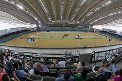 Overview dressage arena<br /> CHI Al Shaqab - Doha 2013<br /> © Dirk Caremans