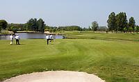 AMSTERDAM - Amsterdamse Golf Club , hole 14. COPYRIGHT KOEN SUYK