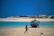 Broome. Fishermen boats