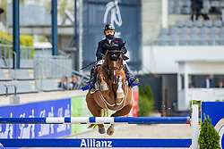 LAMAZE Eric (CAN), Chacco Kid<br /> - Stechen -<br /> Allianz-Preis<br /> CSI3* - Aachen Grand Prix, Springprüfung mit Stechen, 1.50m<br /> Grosse Tour<br /> Aachen - Jumping International 2020<br /> 06. September 2020<br /> © www.sportfotos-lafrentz.de/Stefan Lafrentz
