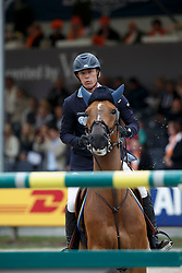 Fredricson Peder, (SWE), H&M All In<br /> Furusiyya FEI Nations Cup™ presented by Longines<br /> CHIO Rotterdam 2015<br /> © Hippo Foto - Dirk Caremans<br /> 19/06/15