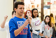 The Orange County Arts Council Arts Showcase was held at the Galleria at Crystal  Run in the Town of Wallkill, N.Y.,  on Feb.22, 2020. The event included the High School Musical Showcase, the High School Visual Arts Exhibit and the Elementary and Middle School Art Show.