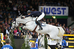 Larocca Jose Maria, (ARG), Cornet Du Lys<br /> Grand Prix of Stuttgart <br /> Longines FEI World Cup<br /> Stuttgart - German Masters 2015<br /> © Hippo Foto - Stefan Lafrentz