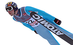 Matti Hautamaeki of Finland at e.on Ruhrgas FIS World Cup Ski Jumping on K215 ski flying hill, on March 14, 2008 in Planica, Slovenia . (Photo by Vid Ponikvar / Sportal Images)./ Sportida)