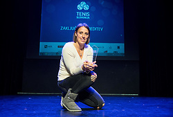 Andrej Klepac at Slovenian Tennis personality of the year 2016 annual awards presented by Slovene Tennis Association Tenis Slovenija, on December 7, 2016 in Siti Teater, Ljubljana, Slovenia. Photo by Vid Ponikvar / Sportida