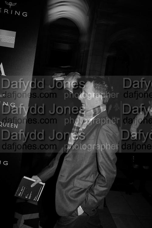 JOE MCKENNA, Alexander McQueen: Savage Beauty Gala, Victoria and Albert Museum, and A. 12th March 2015
