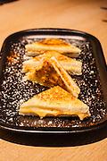 Kimchi toastie at Alibi at the Langham Place Hotel, Hong Kong