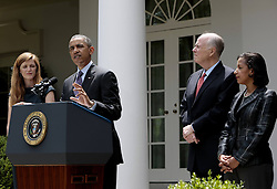 59781733  <br /> U.S. President Barack Obama (2nd L) speaks during a White House ceremony in Washington D.C., the United States, June 5, 2013. U.S. President Barack Obama on Wednesday tapped UN ambassador Susan Rice to be the next national security advisor, taking the post vacated by Tom Donilon, who has resigned, DC, USA , June 5, 2013 .UK ONLY