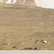 Lake Bonney Camp