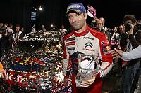 MOTORSPORT - WORLD RALLY CHAMPIONSHIP 2012 - RALLY OF FRANCE - ALSACE - 04 TO 07/10/2012 - PHOTO : FRANCOIS BAUDIN / DPPI - LOEB SEBASTIEN (FRA) - CITROËN DS3 WRC - AMBIANCE PORTRAIT