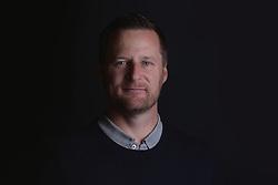 Studio Portrait Photography Business Head Shot