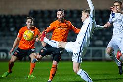 Dundee United's Nicky Clark. Dundee United 2 v 1 Alloa Athletic, Scottish Championship game played 7/12/2019 at Dundee United's stadium Tannadice Park.