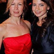 NLD/Amsterdam/20101214 - Inloop premiere LOFT, Carine Crutzen en ...........