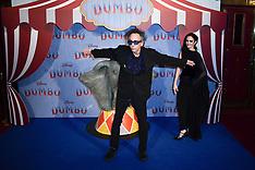 Dumbo Premiere, Paris - 19 March 2019