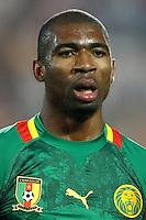 Football Fifa Brazil 2014 World Cup / <br /> Cameroon National Team - <br /> Leonard KWEUKE of Cameroon