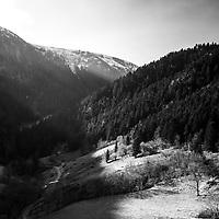 Vallée d'Oueil - Pyrénées - FRANCE