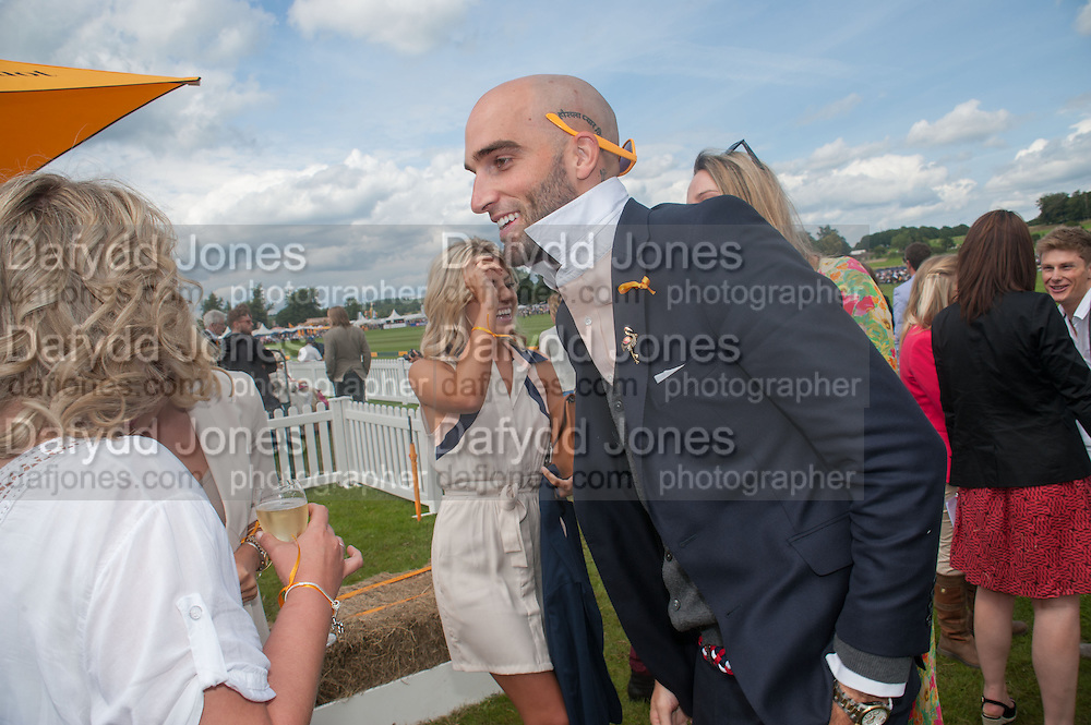 DRUMMOND MONEY-COUTTS, The Veuve Clicquot Gold Cup Final.<br /> Cowdray Park Polo Club, Midhurst, , West Sussex. 15 July 2012.