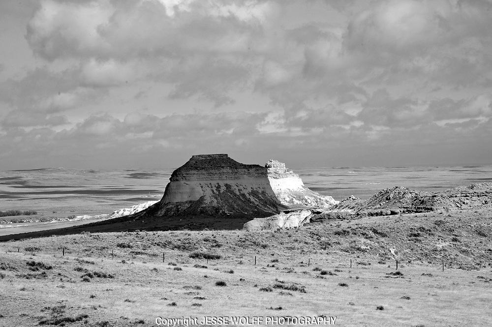 Pawnee Buttes in Northeastern Colorado