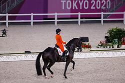Van Baalen Marlies, NED, Go Legend, 153<br /> Olympic Games Tokyo 2021<br /> © Hippo Foto - Stefan Lafrentz<br /> 25/07/2021