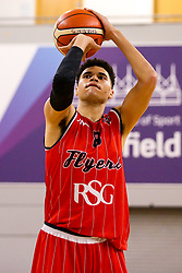 Tevin Falzon of Bristol Flyers - Photo mandatory by-line: Robbie Stephenson/JMP - 29/03/2019 - BASKETBALL - English Institute of Sport - Sheffield, England - Sheffield Sharks v Bristol Flyers - British Basketball League Championship
