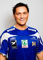 Håndball , portretter , portrett , Postenligaen 2008 / 2009 , Drammen DHK<br /> <br /> 14Joakim Andrè Hykkerud<br /> <br /> Foto: Eirik Førde<br /> <br /> <br /> <br /> Foto: Eirik Førde