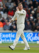 Ben Stokes of England during the International Test Match 2019, fourth test, day two match between England and Australia at Old Trafford, Manchester, England on 5 September 2019.