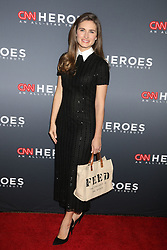 December 9, 2018 - New York City, New York, U.S. - LAUREN BUSH LAUREN attends the 12th Annual CNN Heroes: An All-Star Tribute held at the American Museum of National History. (Credit Image: © Nancy Kaszerman/ZUMA Wire)