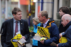 Willie Rennie and Tim Farron | Dunfermline | 29 April 2016