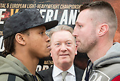 Boxing Press Conference 22nd February 2018