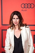 Ana Garcia Sineriz during the photocall of Vanity Fair 5th Anniversary party In Madrid