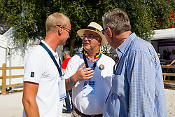 Guery Jerome, Weinberg Peter, Verlooy Axel<br /> EC Rotterdam 2019<br /> © Hippo Foto - Sharon Vandeput<br /> 25/08/19
