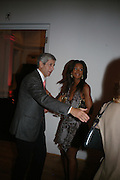 ' Show Off' Theo Fennell exhibition co-hosted wit Vanity Fair. Royal Academy. Burlington Gdns. London. 27 September 2007. -DO NOT ARCHIVE-© Copyright Photograph by Dafydd Jones. 248 Clapham Rd. London SW9 0PZ. Tel 0207 820 0771. www.dafjones.com.