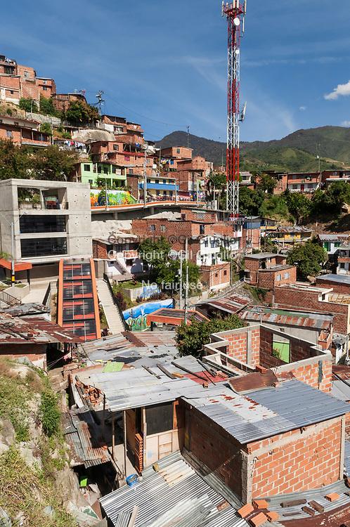 Colombie, région Antioquia, ville Medellin // Colombia, Antioquia region, Medellin city